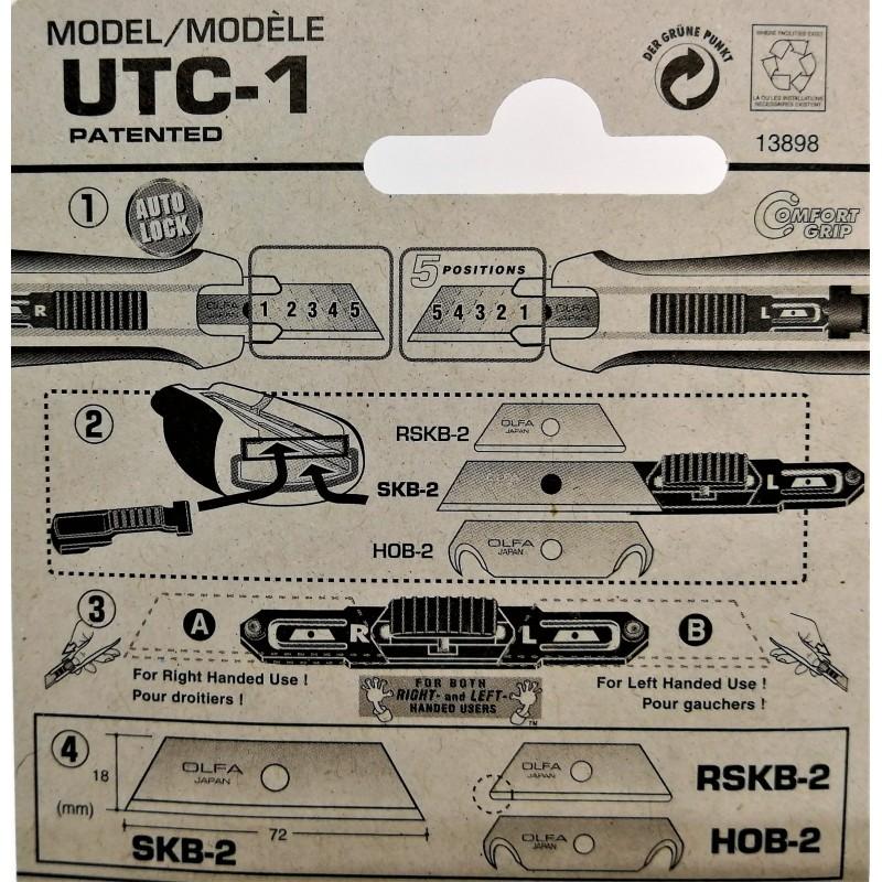UTC-1